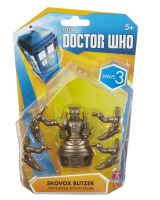 "Doctor Who 3.75"" Wave 3: Skovox Blitzer - Action Figure"